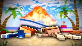 Minecraft Daycare - STRANDED !? (Minecraft Roleplay)