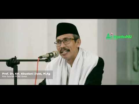 Ceramah Prof. Abustani Ilyas
