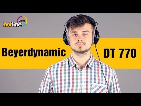 Beyerdynamic DT 770 PRO 250 Ohm - обзор полноразмерных наушников