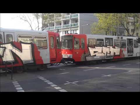 KVB Köln Poststr. Linie 18 Buchheim