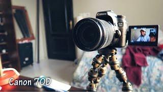 افضل كاميرا لليوتيوب | اساسيات حقيبة سفر للفلوقات مع انس اسكندر