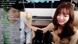 2 크리스마스 특집 BJ미유 와 달콤한 합방  KoonTV