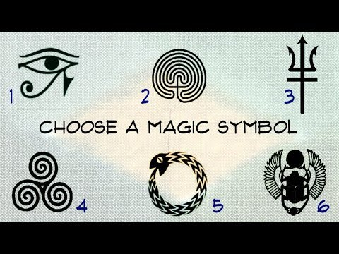 Choose A Magic Symbol To Find Out What Your Soul Really Needs!