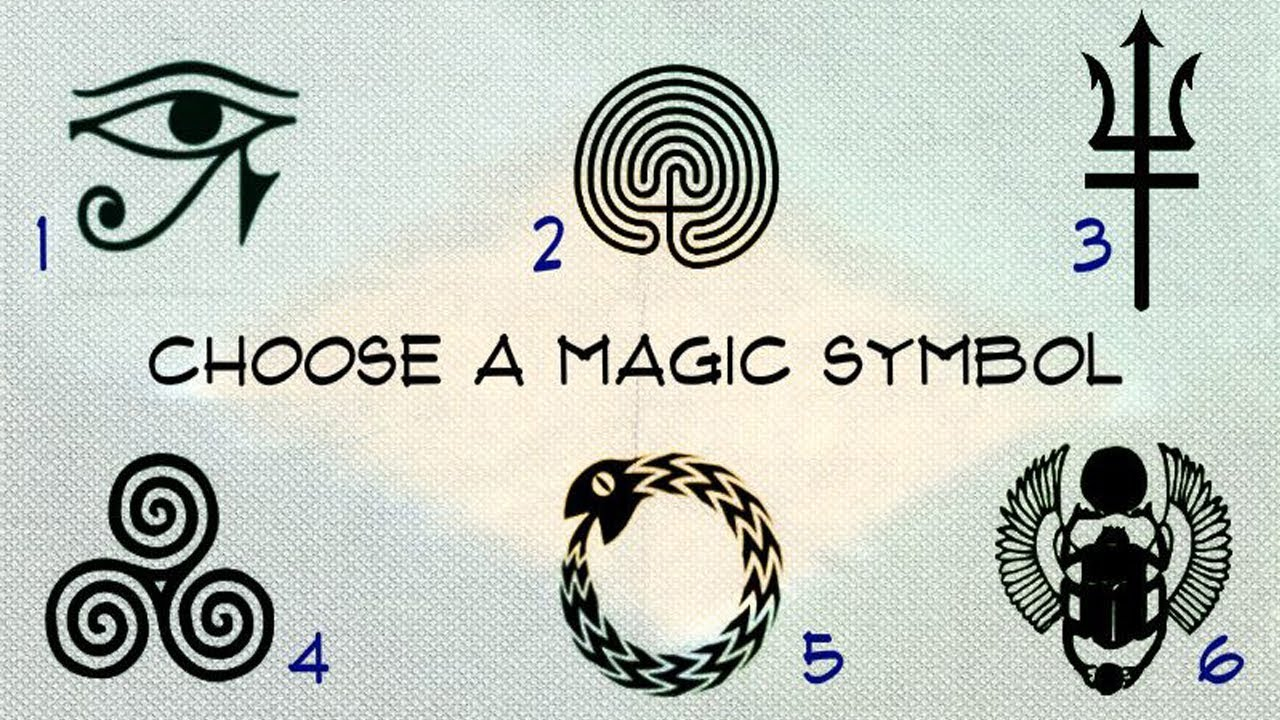 Choose A Magic Symbol To Find Out What Your Soul Really Needs Youtube