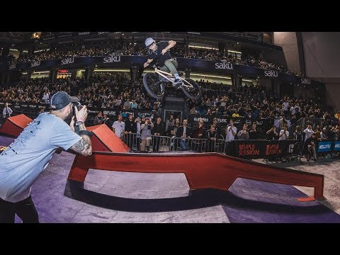 Simple Session 2018 - BMX Street Qualification