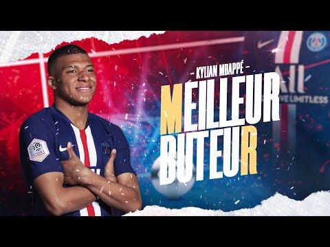 Les 18 buts de Kylian Mbappé en Ligue 1 ⚽️ 2019/2020