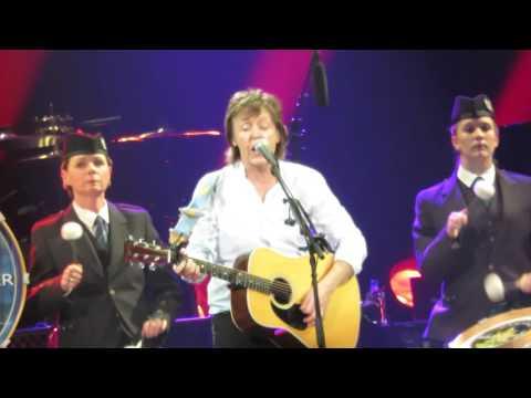 Paul McCartney--Mull of Kintyre (ACC, Toronto, ON)