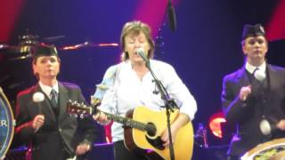 Paul McCartney--Mull of Kintyre (ACC, Toronto, ON)