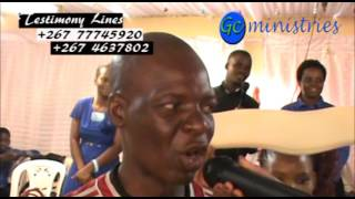 """""""Jesus Is the Mighty Healer""""""""Severe Neck Injury and 2 Broken Ribs Healed Instantly!"""