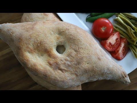 Ինչպես Պատրաստել Վրացական Պուրի Հաց - Puri Bread - Heghineh Cooking Show in Armenian
