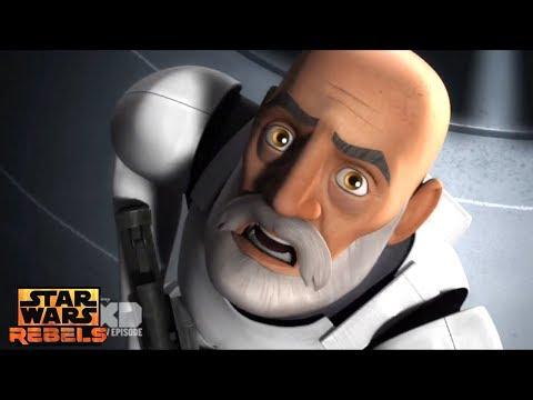 Star Wars Rebels: Captain Gregor Dies