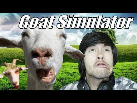 GERMAN ES UNA CABRA   Goat Simulator