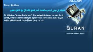 Download Video Quran by Theme Turkish   Red Sea Islam4Peace com MP3 3GP MP4