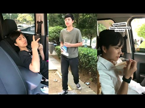 Alololo kesian Janna Nick, demam pun datang shooting drama Coffee Prince