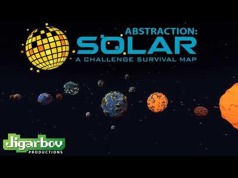 Abstraction: SOLAR - Minecraft Marketplace Trailer