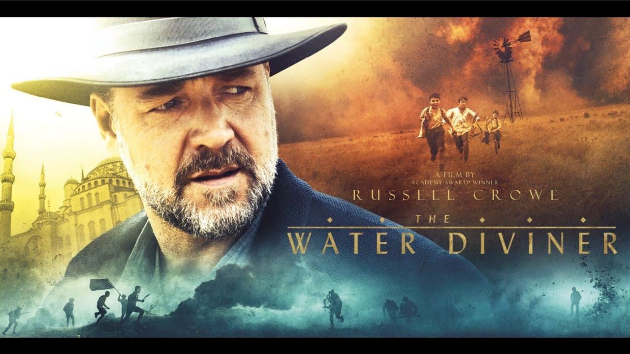 The Water Diviner met Russell Crowe