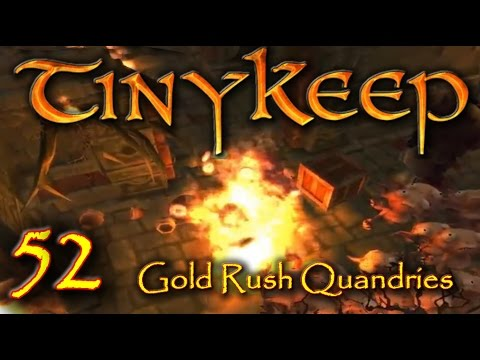 How To Escape Tiny Keep Episode 52 Gold Rush Quandries |