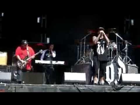 P.O.D. Beautiful Live AFTERSHOCK FESTIVAL 2013