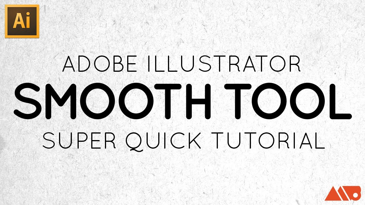 Drawing Smooth Curved Lines In Illustrator : Adobe illustrator smooth tool tutorial youtube