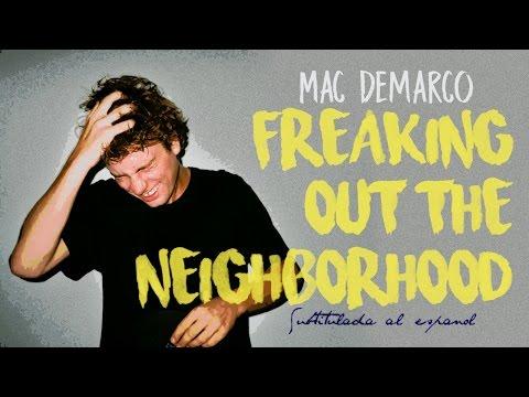mac demarco freaking out the neighborhood lyrics
