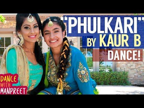 """Manpreet Toor   """"Phulkari"""" (Kaur B)"""