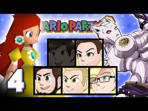 Mario Party 3: REAL FRIENDS - EPISODE 4 - Friends Without Benefits