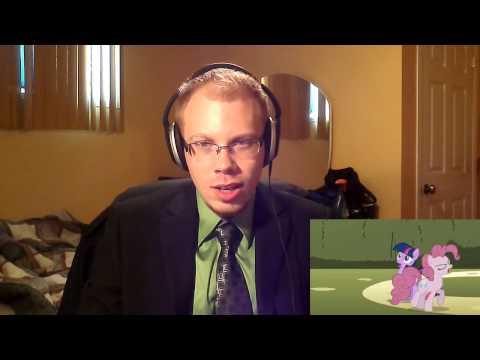 Alex Side react:  pony the anthology 2
