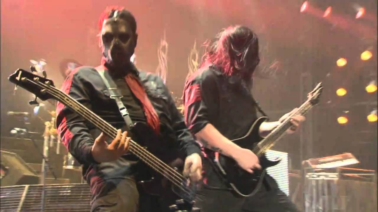 slipknot download 2009