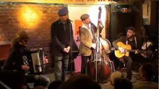 Domino Quartette (JFC Jazz Club, Spb, 12 jun 2012) Blue Canary || The final song