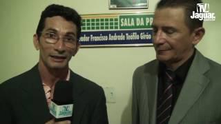 Vereador Everardo Maia fala dos desafios de seu segundo mandato em Morada Nova