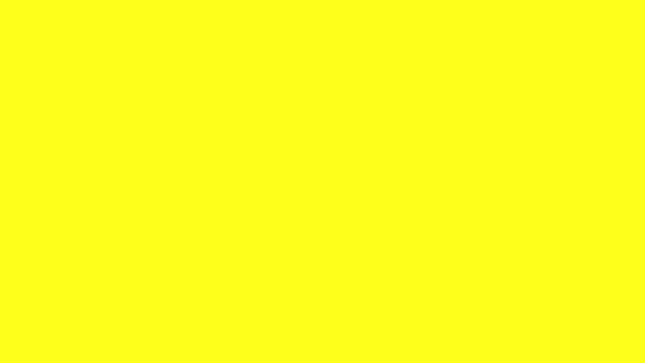 FFF00D YELLOW PANTONE 108 - YouTube