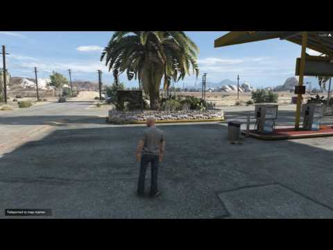 DOJ Cops Role Play Live - Junk Yard Job (Civilian)