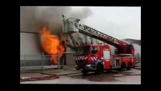 zeer grote brand grip 1 t woud brielle 11.03.2013