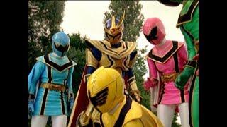 "Power Rangers Mystic Force - Power Rangers vs Gnatu and Spydex   Episode 16 ""Soul Specter"""