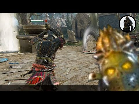 'Defeating' enemies by looking at them - Orochi Brawls Ep.#49 [For Honor]