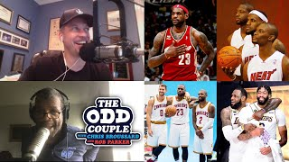 Rob Parker - LeBron's Ugly Truth is He CHEATED US and the Game of Basketball
