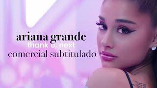 Ariana Grande - thank u, next (the fragrance) [COMERCIAL SUBTITULADO]