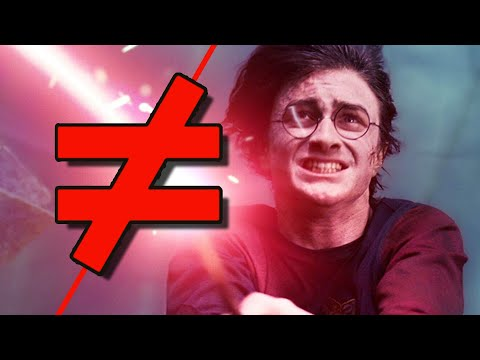 Harry Potter and the Goblet of the Phoenix! - What's the Difference?