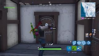 """NEW"" Fortnite Crackshot House! Easteregg"