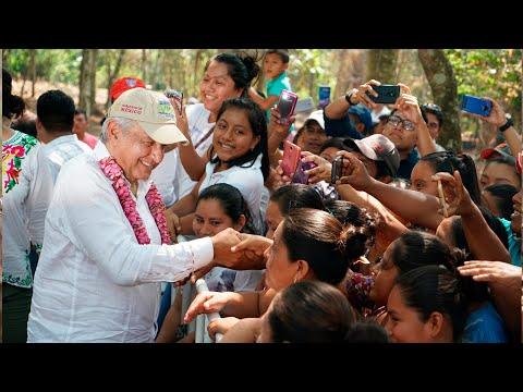 'Sembrando Vida', asamblea ejidal, desde Ocosingo, Chiapas