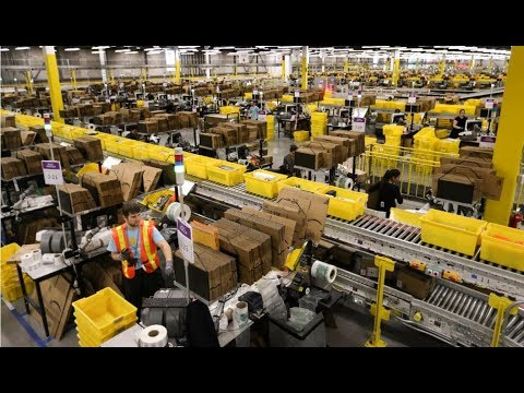 Cyber Monday and Black Friday behind the scenes at Amazon?