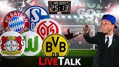 GOAL ⚽️ Der Fussball LIVETALK 17. Spieltag