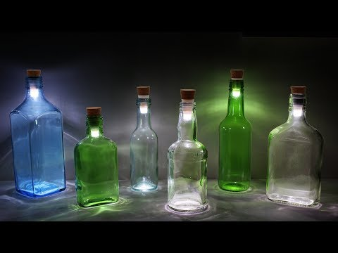 how-to-make-led-water-lamp-at-home-easy-|-awesome-lamp-|-tutorial