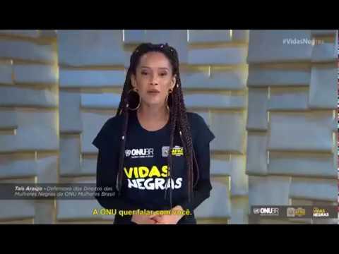 Campanha da ONU: Vidas Negras