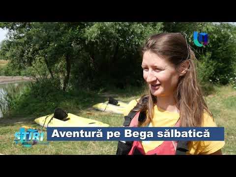 Aventură pe Bega sălbatică
