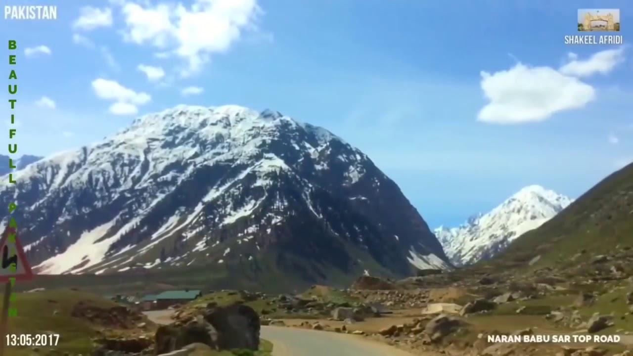 Beautiful Pakistan(Beautiful Naran Hd video)with Rabab music