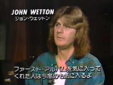 ASIA Interview 1983 (with John Wetton)