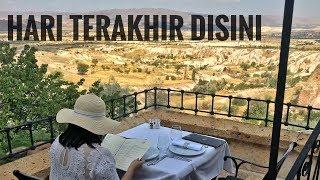 Selamat tinggal pemandangan - Turkey Travel VLOG #5