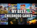 My Top 5 Best Childhood Games