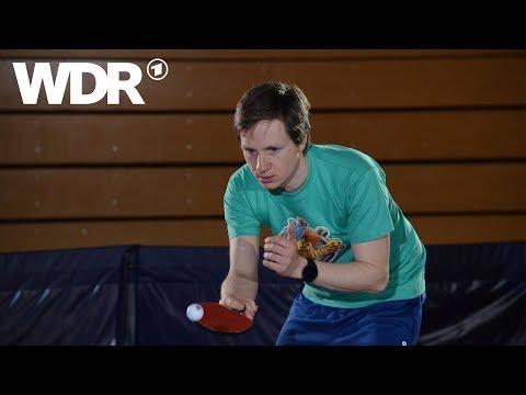 Kann es Johannes?  Tischtennis  WDR